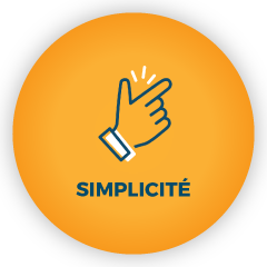 pictogramme simplicité
