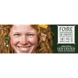 Sachot présent à a Foire Internationale de Nantes 2021