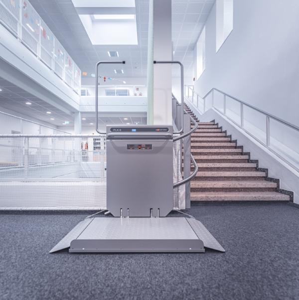 Plateforme monte escalier Ascendor